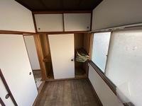 押入れ畳4.5帖の部屋