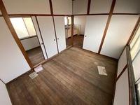 畳6帖の部屋