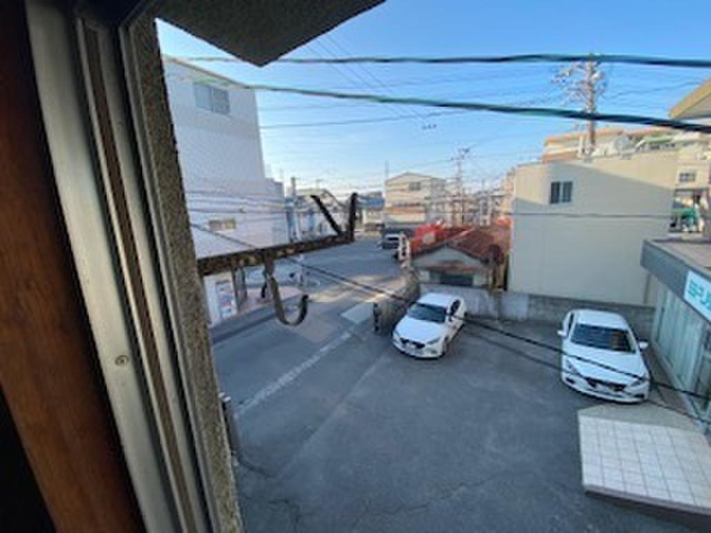 広島県広島市安芸区船越南2丁目 窓からの景観