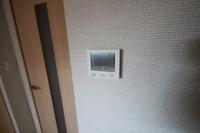 TVモニターホン※他号室の写真です。