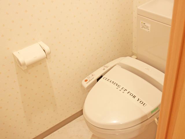 エールマンスリー堺町 壱番館 1K トイレ