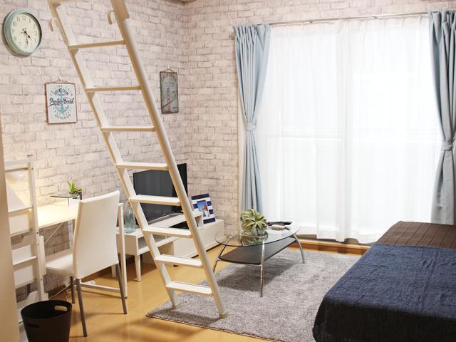 エールマンスリー堺町 壱番館 1K 部屋(メイン画像)