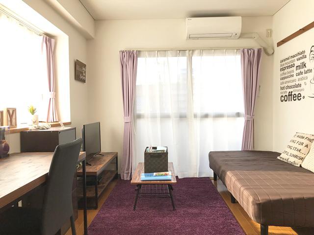 エールマンスリー西原 弐番館 1K 部屋(メイン画像)