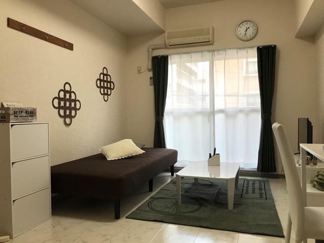 エールマンスリー堺町 参番館 1K 部屋(メイン画像)