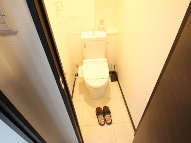 エールマンスリー己斐本町 壱番館 1DK トイレ