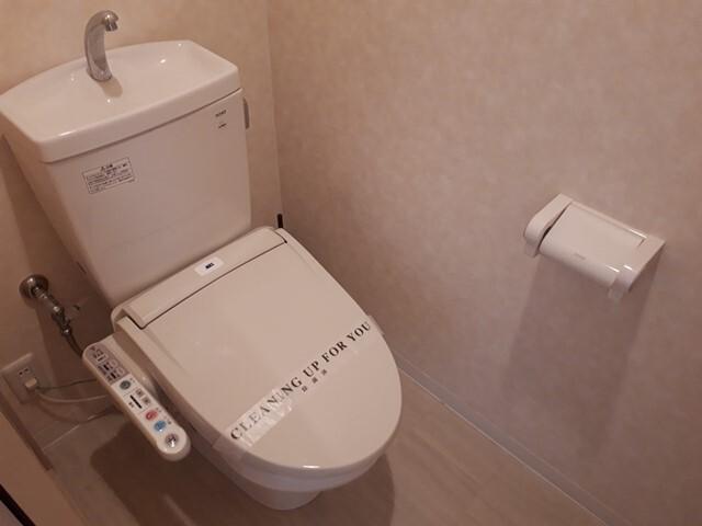 エールマンスリー広島駅弐番館 1K トイレ