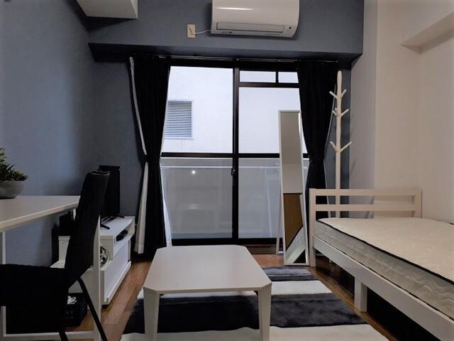 エールマンスリー広島駅北 1Kの室内