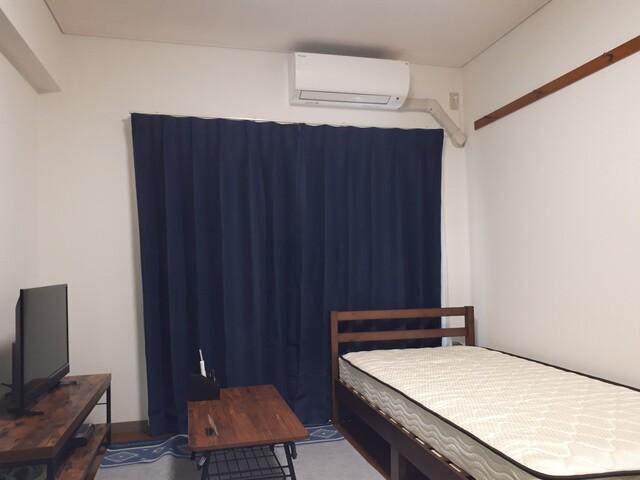 エールマンスリー西原 弐番館 1Kの室内