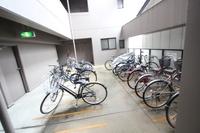 2階駐輪場