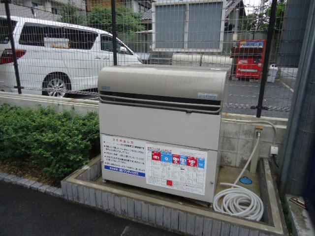 エールマンスリー横川 参番館 1K ゴミステーション