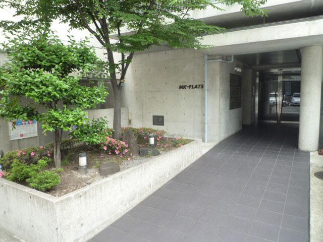 エールマンスリー横川 四番館 1K 外観