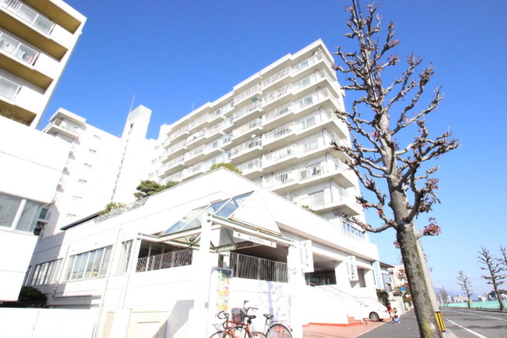 リバーサイドの新婚様向け2LDK!JR横川駅・白島駅徒歩圏内!