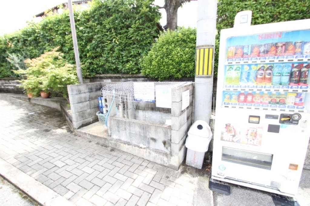 HIROSHIMA KENHIROSHIMA SHI ASAMINAMI GION2丁目 ゴミ捨て場