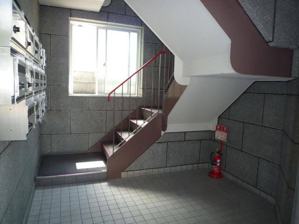 広島県広島市中区住吉町 階段