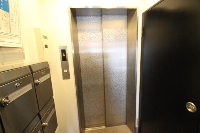 エールマンスリー紙屋町 1K エレベーター