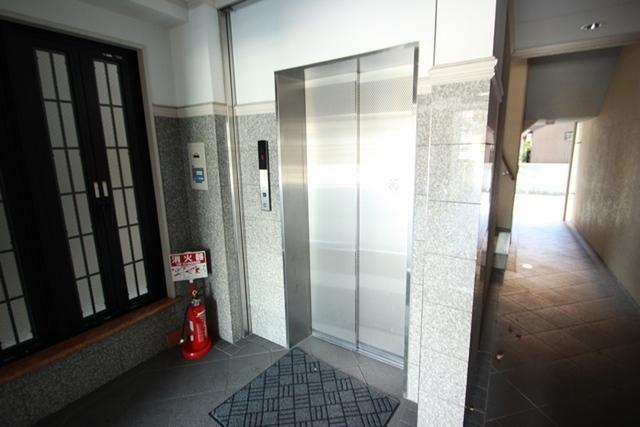 エールマンスリー横川 弐番館 1LDK エレベーター