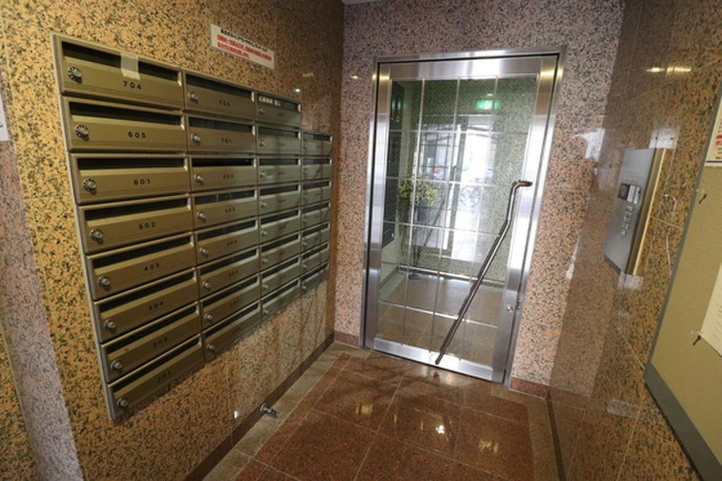 広島県広島市中区昭和町 駐輪スペース