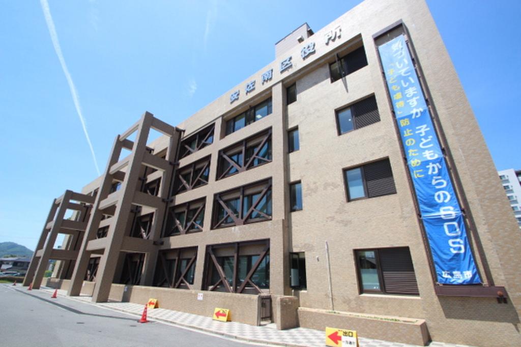 HIROSHIMA KENHIROSHIMA SHI ASAMINAMI NAGATSUKA3丁目