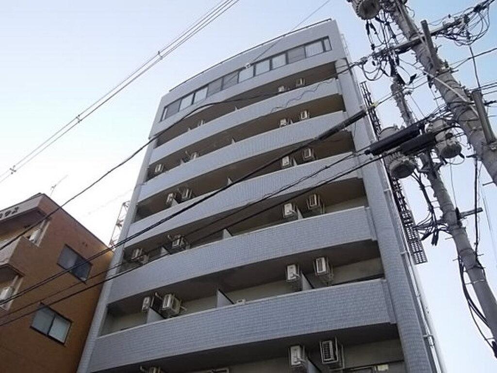 3.5万円でバストトイレ別★バス停もすぐ近くの単身マンション!!