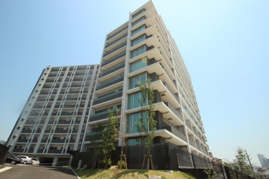 ☆新築☆最上階☆4LDK☆P2台込の分譲賃貸マンション☆