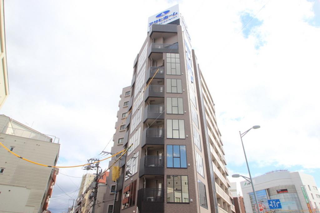広島市内中心部、ロケーション文句なしの新築デザイナーズマンション‼