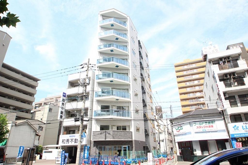 ☆JR横川駅までダッシュで2分の好立地新築1LDK☆