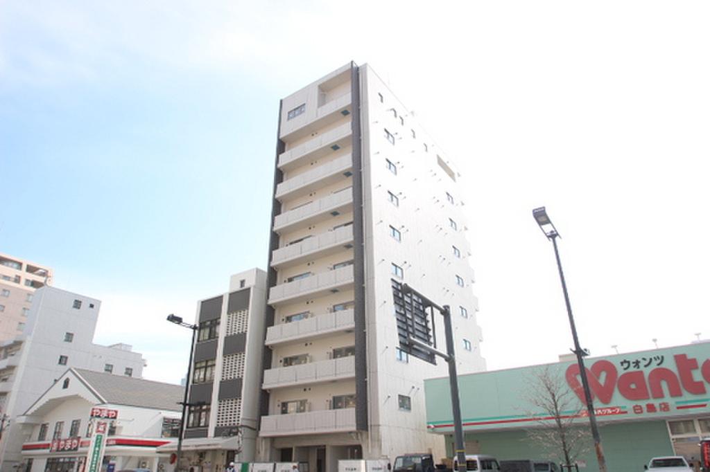 誰もが羨む好立地!!西白島町に☆★新築☆★マンションが登場!!